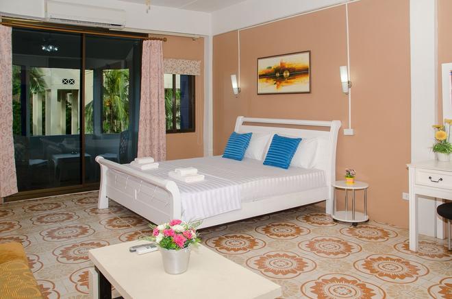 Allstar Guesthouse - Karon - Makuuhuone