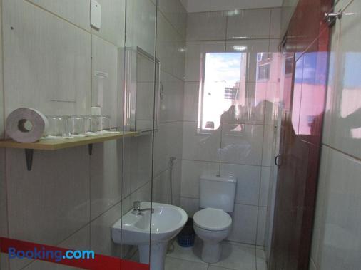 Hotel Araguaia Goiania - Γκοϊάνια - Μπάνιο