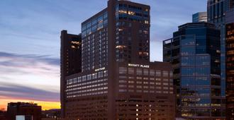 Hyatt Place Minneapolis Downtown - Minneapolis - Bygning