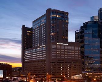 Hyatt Place Minneapolis Downtown - Mineápolis - Edificio