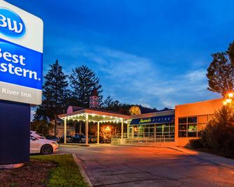 Best Western Little River Inn - Simcoe - Building