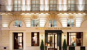Hôtel Bourgogne & Montana - Paris - Building