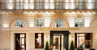 Hôtel Bourgogne & Montana - Paris - Gebäude