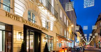 布爾格尼蒙塔納酒店 - 巴黎 - 建築