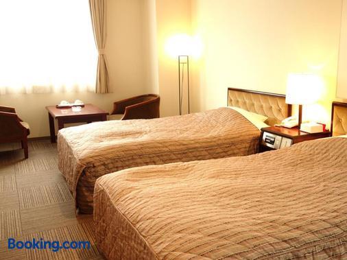 Hotel Green Park - Sendai - Bedroom