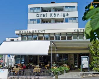 Hotel Drei Könige - Einsiedeln - Gebouw
