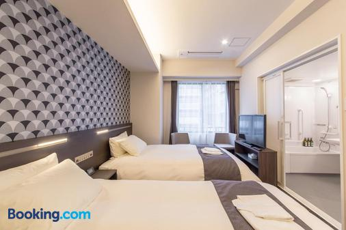 Hotel M's Plus Shijo-Omiya - Kyoto - Chambre