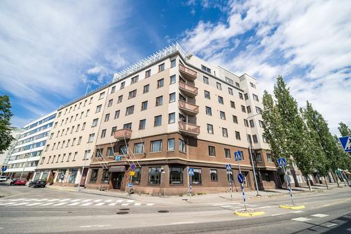 Summer Hotel Tott - Savonlinna - Rakennus