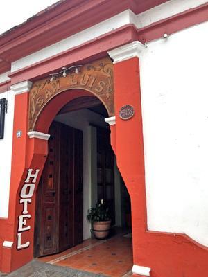 Hotel San Luis - San Cristóbal de las Casas - Θέα στην ύπαιθρο