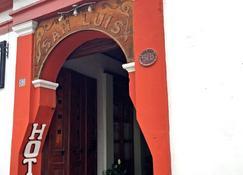 Hotel San Luis - San Cristóbal de las Casas - Näkymät ulkona