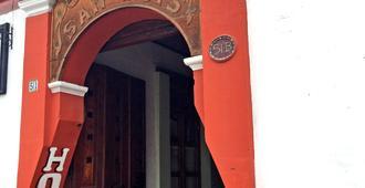 Hotel San Luis - San Cristóbal de las Casas - Cảnh ngoài trời