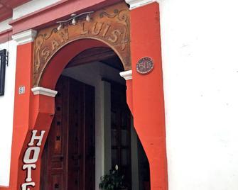 Hotel San Luis - San Cristóbal de las Casas - Outdoor view