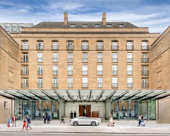 The Berkeley - London - Building