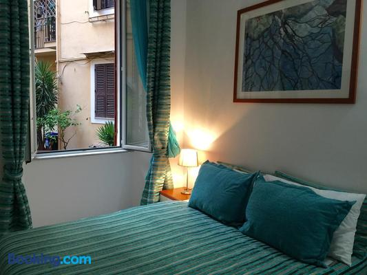 1A Grace House - Rome - Bedroom