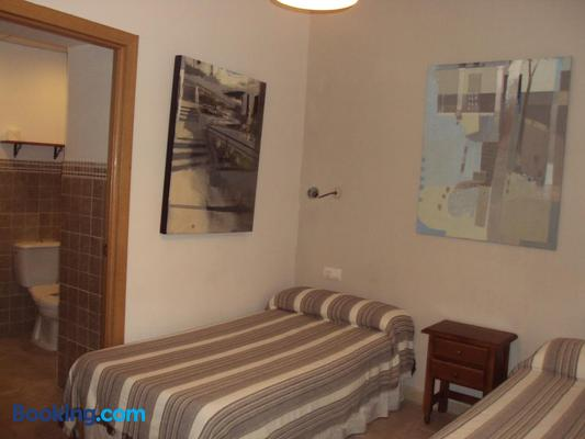 Hostal Fenix - Jerez de la Frontera - Bedroom