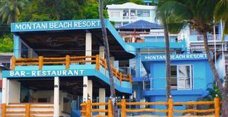 Montani Beach Resort - Puerto Galera - Building