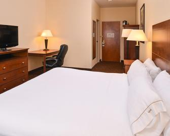 Holiday Inn Express Morgantown - Morgantown - Schlafzimmer