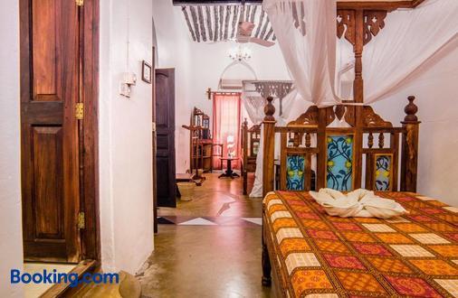 Zanzibar Coffee House - Zanzibar - Bedroom