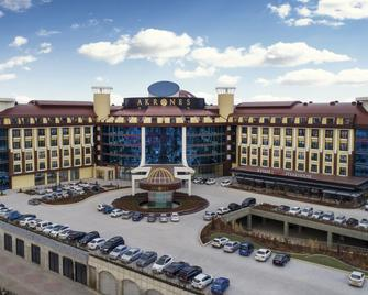 Akrones Thermal Spa Convention Hotel - Afyon - Building