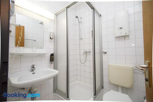 Hotel Spreewitz am Kurfürstendamm - Berlin - Bathroom