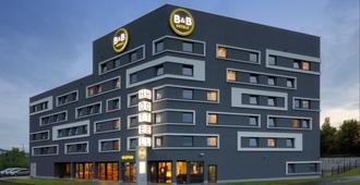 B&B Hotel Heidelberg - Heidelberg - Edifício