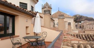 Hotel Leonor de Aquitania - Cuenca - Balcón