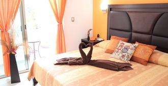 Playa Quinta B&B - Playa del Carmen - Phòng ngủ