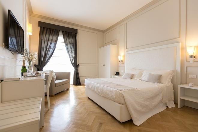 Residenza Scipioni Luxury Rooms - Rome - Bedroom