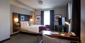 The Mayo Hotel - Tulsa - Sala de estar