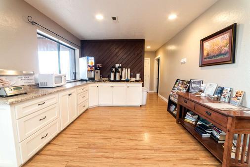Americas Best Value Inn Bryce Canyon - Tropic - Bufé