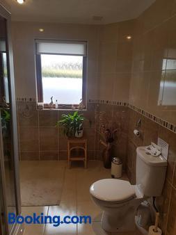 Hillhaven Bed &Breakfast - Fortrose - Bathroom