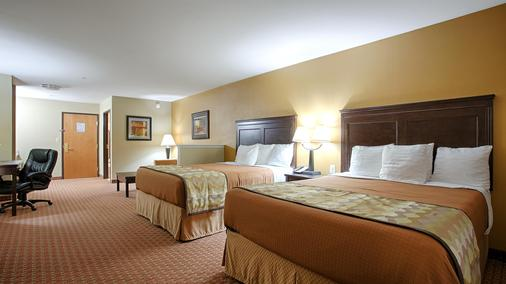 Best Western Temple Inn & Suites - Temple - Schlafzimmer