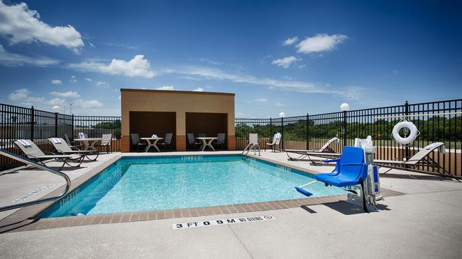 Best Western Temple Inn & Suites - Temple - Pool