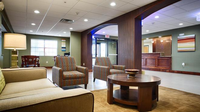 Best Western Temple Inn & Suites - Temple - Lobby