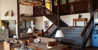 West Texas Inn & Suites Midland - Midland - Living room