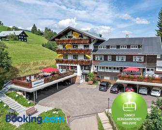 Der Berghof - Hirschegg (Vorarlberg) - Building