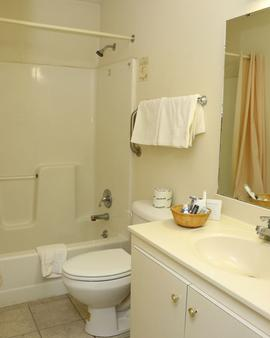 Southern Lodge - Orangeburg - Bathroom