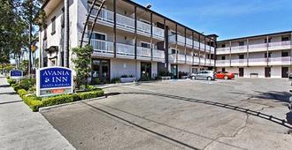 Avania Inn of Santa Barbara - Santa Barbara - Building