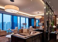 Zhuzhou Marriott Hotel - Zhuzhou - Living room