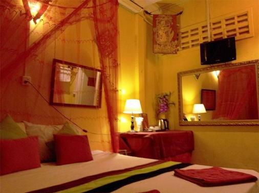 Tranquility Angkor Villa - Siem Reap - Phòng ngủ
