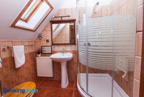 Pension Brasovu' Vechi - Braşov - Bathroom