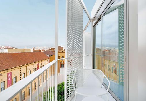 NH Málaga - Málaga - Balcony