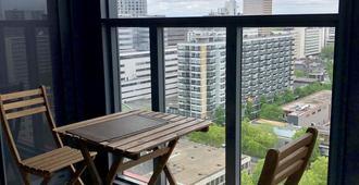 Mycitylofts - Calypso - Rotterdam - Balcony
