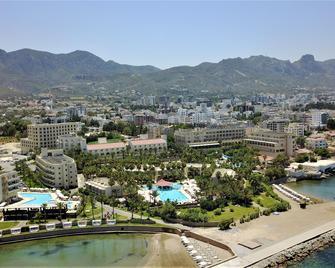 Oscar Resort Hotel - Kyrenia - Außenansicht
