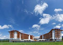 Radisson Blu Resort, Bukovel - Bukovel - Edificio