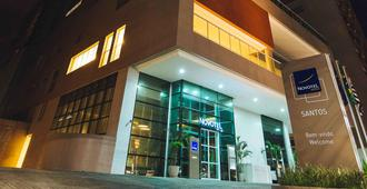 Novotel Santos - Santos - Edificio