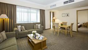 City Seasons Hotel Dubai - Dubai - Olohuone