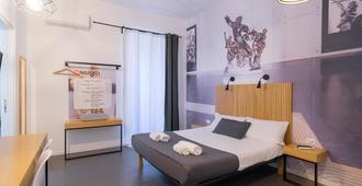 Maison du La Metro - Naples - Bedroom