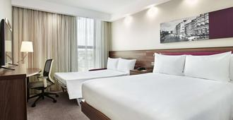 Hampton by Hilton Bristol City Centre - Bristol - Camera da letto