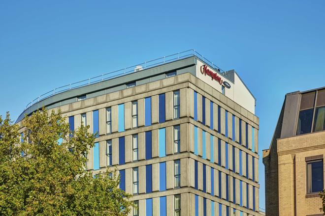 Hampton by Hilton Bristol City Centre - Бристоль - Здание